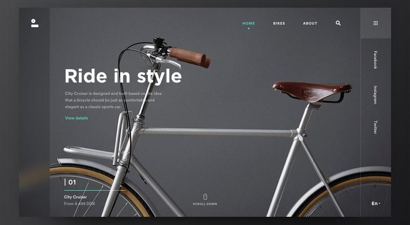优设专访!看高手如何设计出客户喜欢的极简风格作品