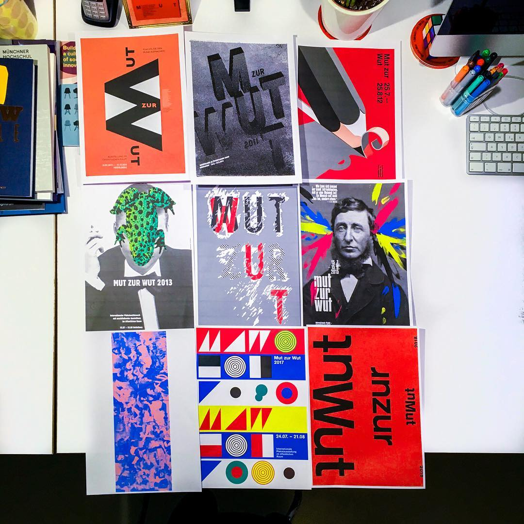 看太多网上的灵感创意素材,也是一种设计时代病?