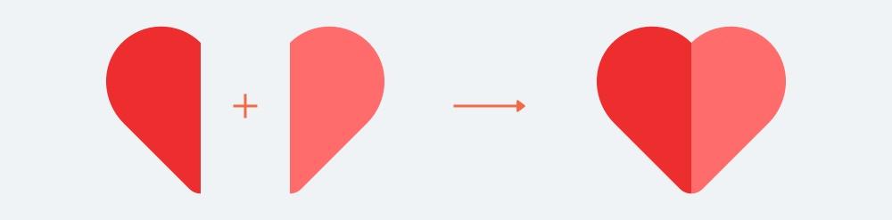 从零开始画图标系列:面性图标设计方法详解