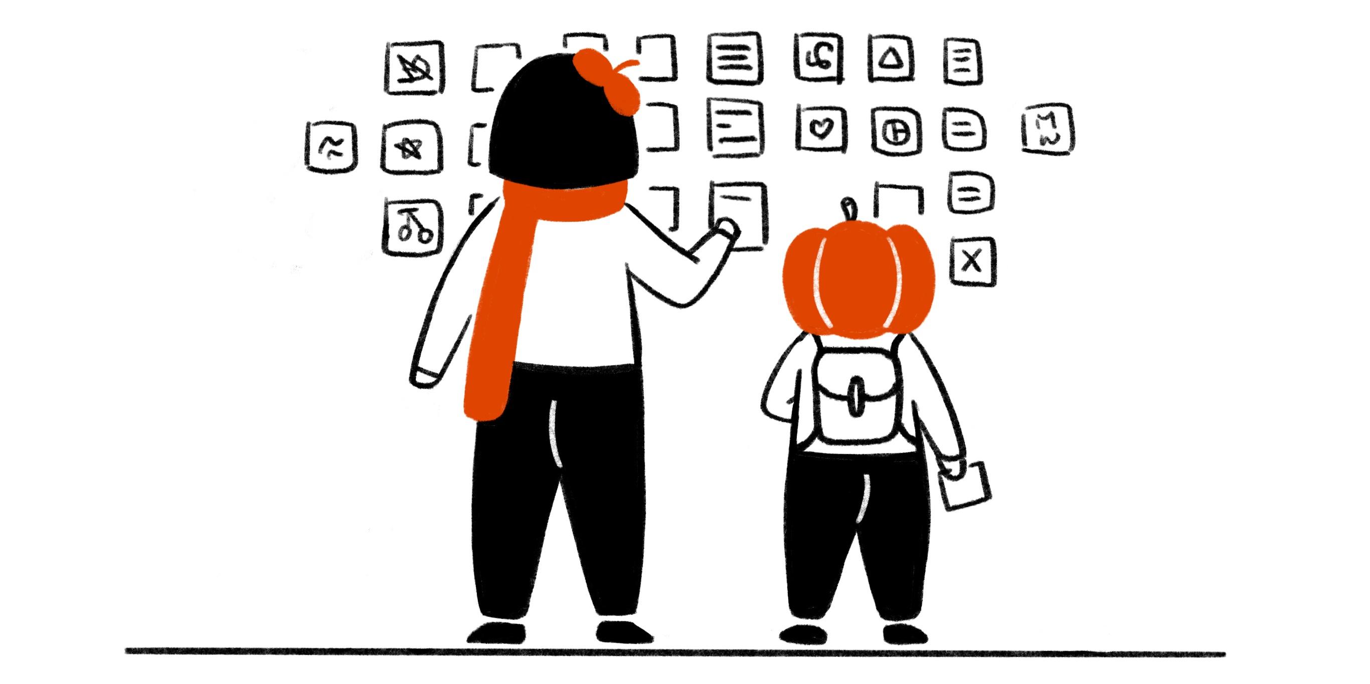 想给儿童做设计?先用这4个方法全面了解儿童!