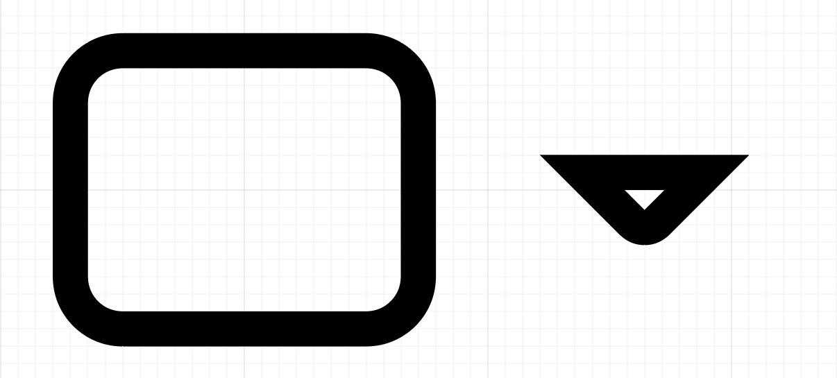 从零开始画图标系列:线性图标设计实战演示!