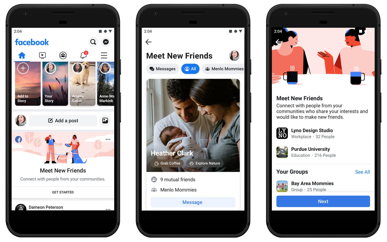 Facebook 重大改版背后,揭晓了2019年的4个关键设计趋势
