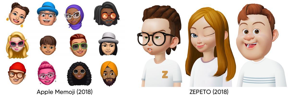 腾讯顶尖设计团队总结的 2019 – 2020 设计趋势:角色篇