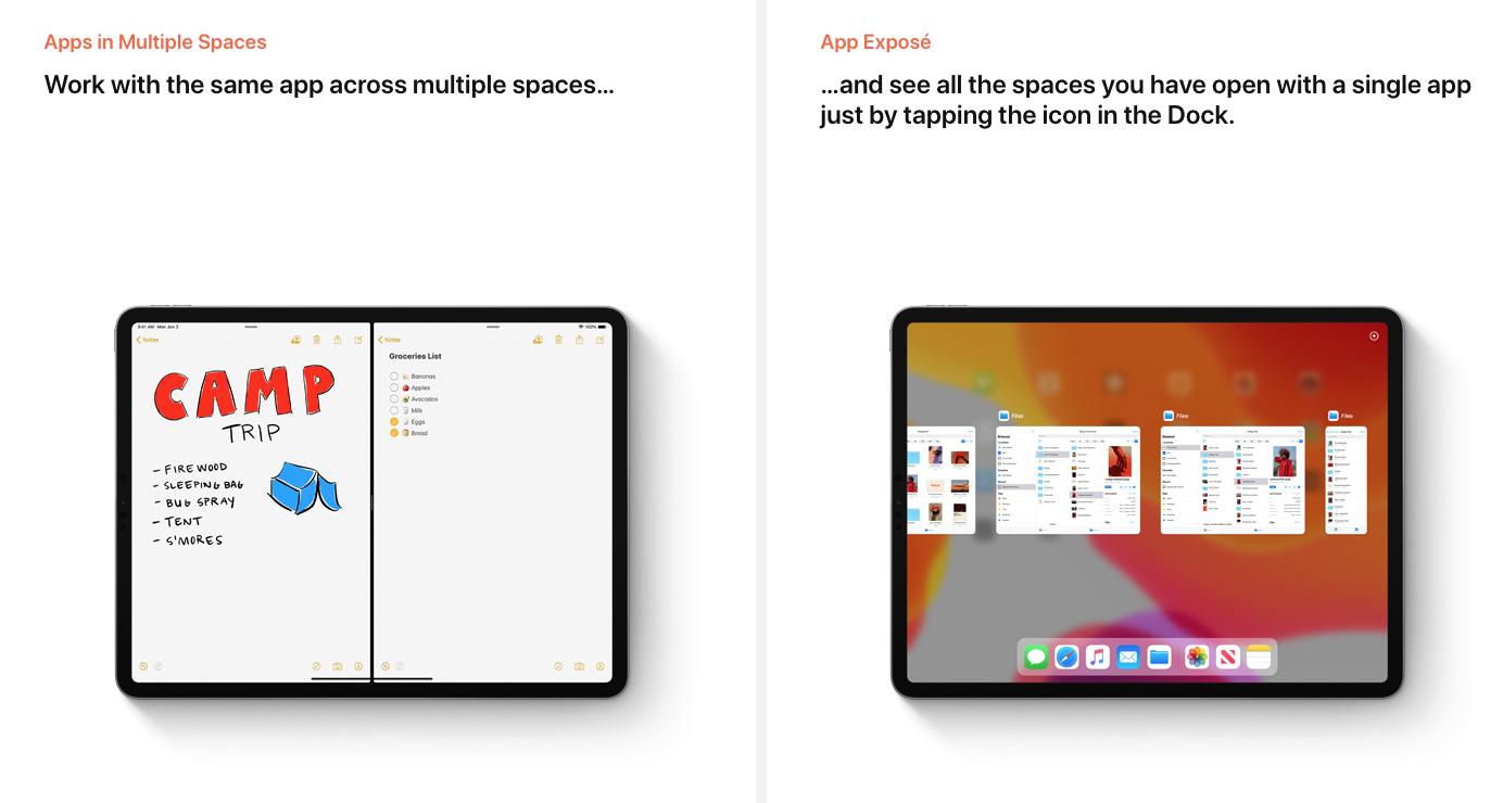 还在用 iPad 看剧吗?苹果全新发布的 iPadOS 不止能让你做图了!