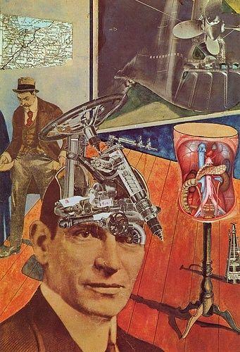 你看不懂的达达主义和超现实主义,这篇设计史来帮你!