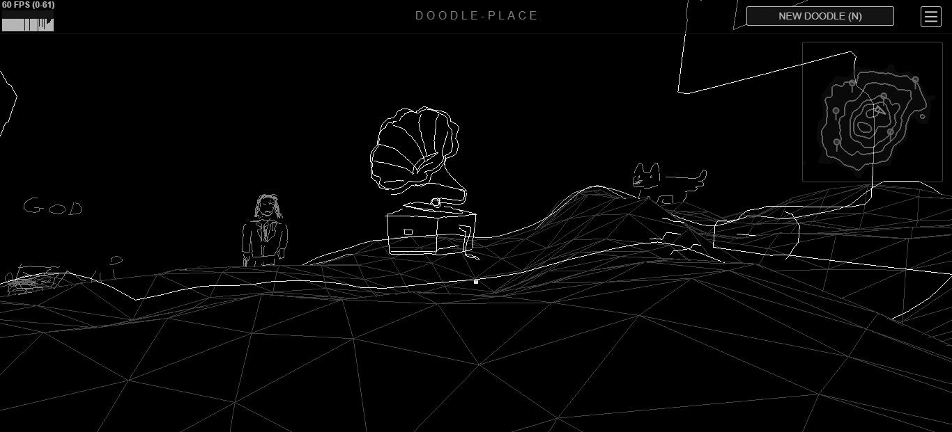这个网站超沙雕!能让你的涂鸦动起来,还有超多有趣酷炫的项目