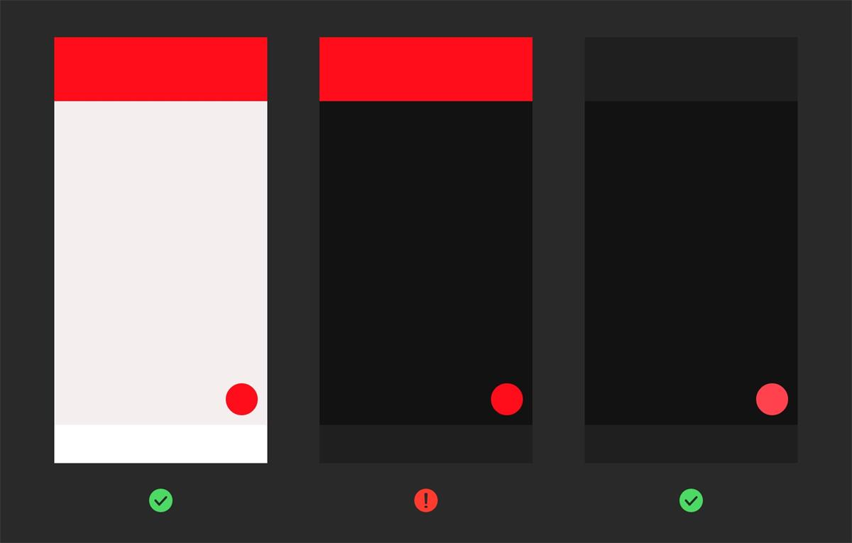 WWDC 大会开幕,我们准备了一份「深色模式」设计要点
