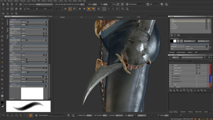 只知道C4D?3D视觉设计高手们还在玩这9款软件!