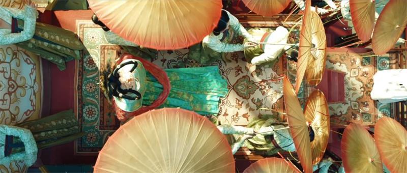 《长安十二时辰》美术设计背后,竟有这么多耐人寻味的细节
