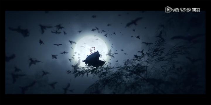 豆瓣9.3分的《魔道祖师》,每一帧都是绝美大片!