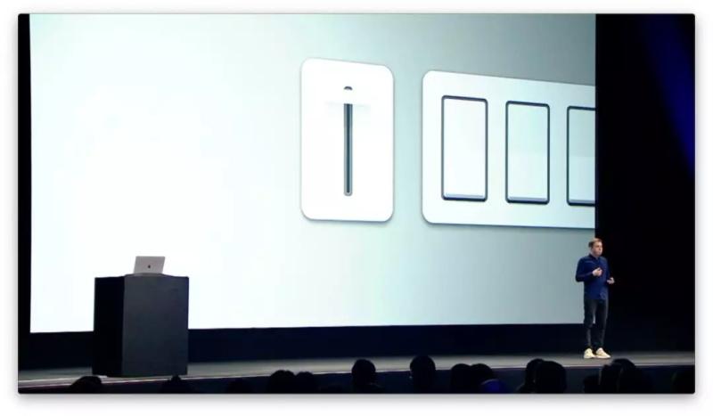 图解WWDC 设计分会:基础设计原理 – 映射与可供性