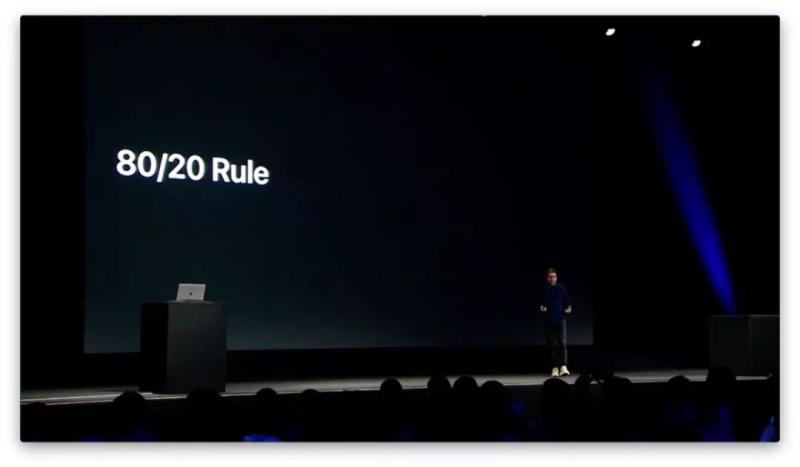 图文版 WWDC 设计分会:基础设计原理 – 渐进呈现与对称性