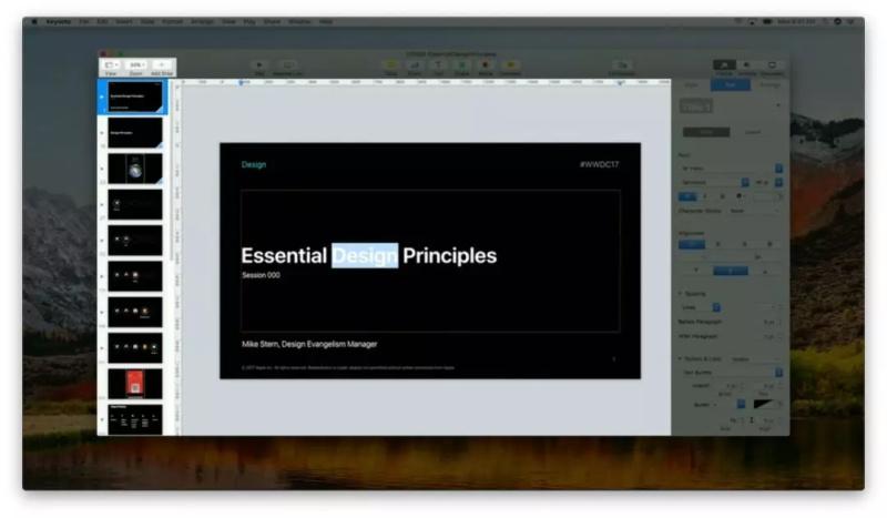 图解WWDC 设计分会:基础设计原理 – 心智模型与邻近性