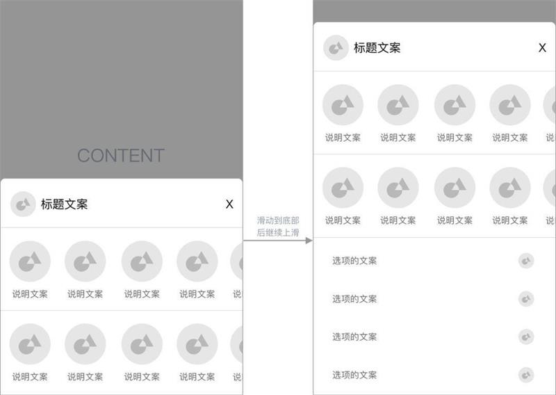 交互控件科普系列! Sheet 的常见样式和设计注意事项总结
