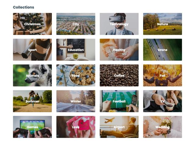 这个摄影师把全部作品免费分享出来,已有 250 万次下载!