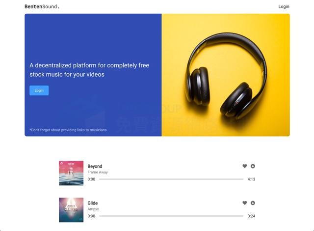 想给Vlog加音乐?这个网站全是免费高质可商用的音乐素材