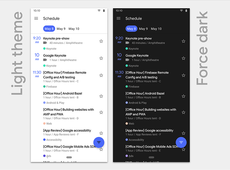 关于刚刚发布的 Android10,你必须知道这 6 大改进