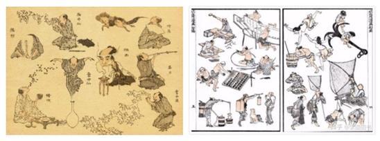 用一篇超全面的文章,帮你了解影响欧洲画坛的葛饰北斋