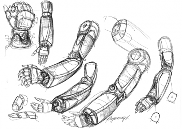 奥山清行:以工业设计的方式重新创造高达