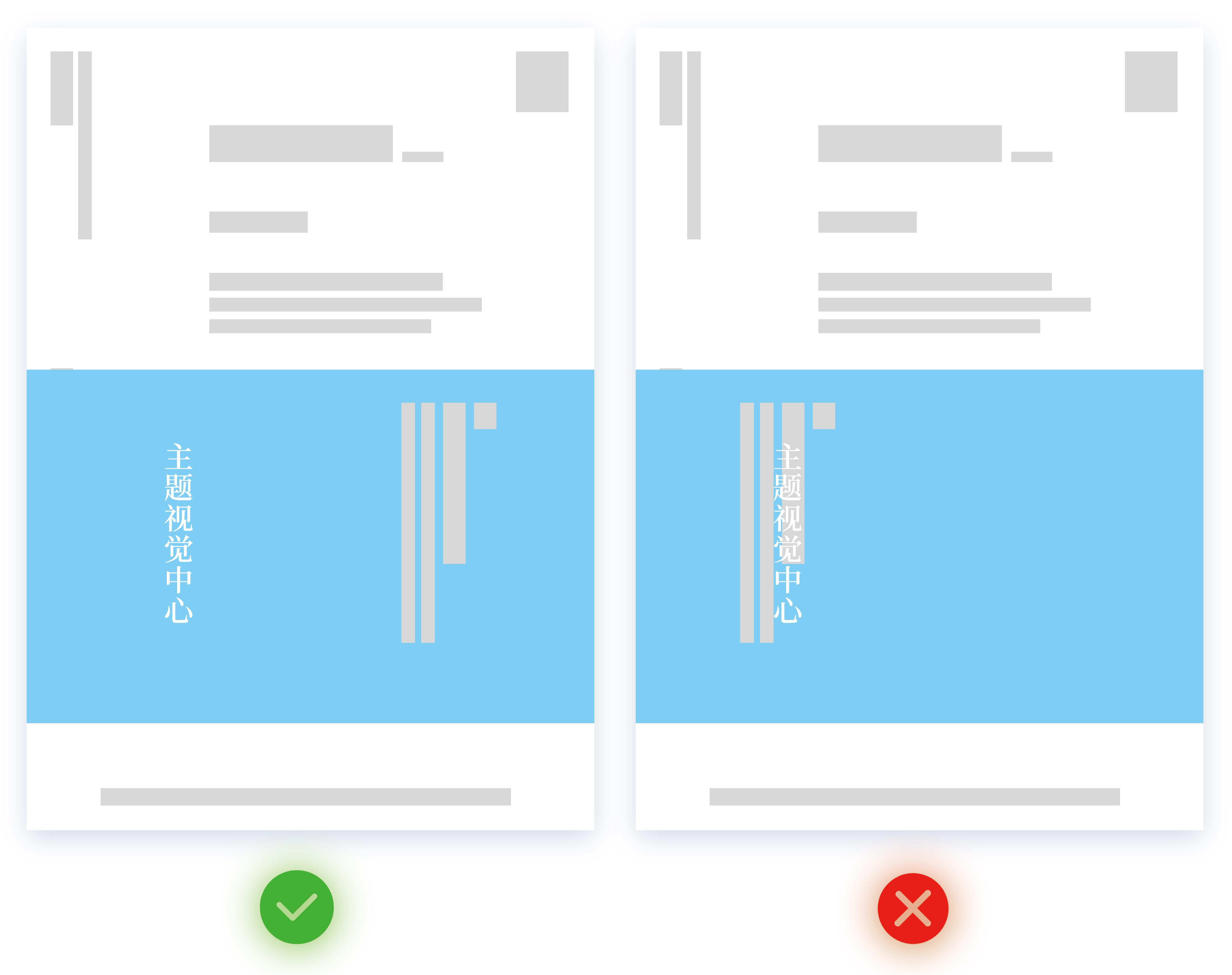 用超多案例,帮你掌握 7 种最常用的排版方法!