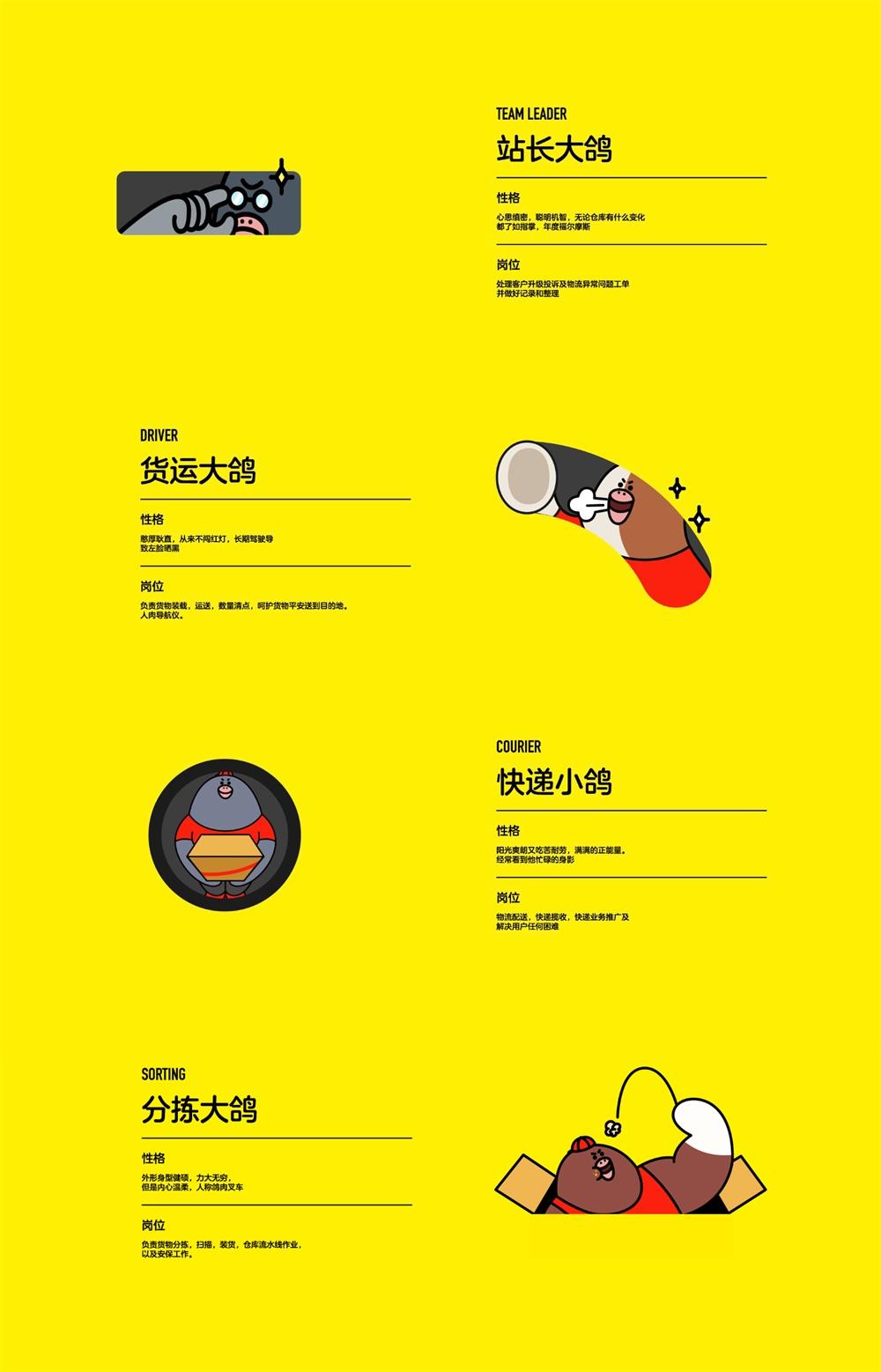 好的设计不需要解释:专访京东物流 IP 创意主理人方宇宁插图8