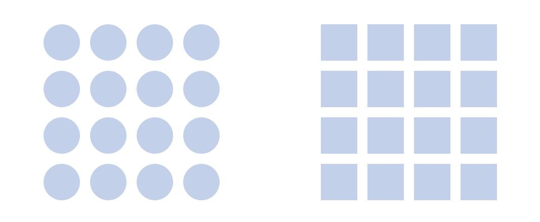圆角矩形为什么能成为设计趋势?高手给了这篇深度分析!