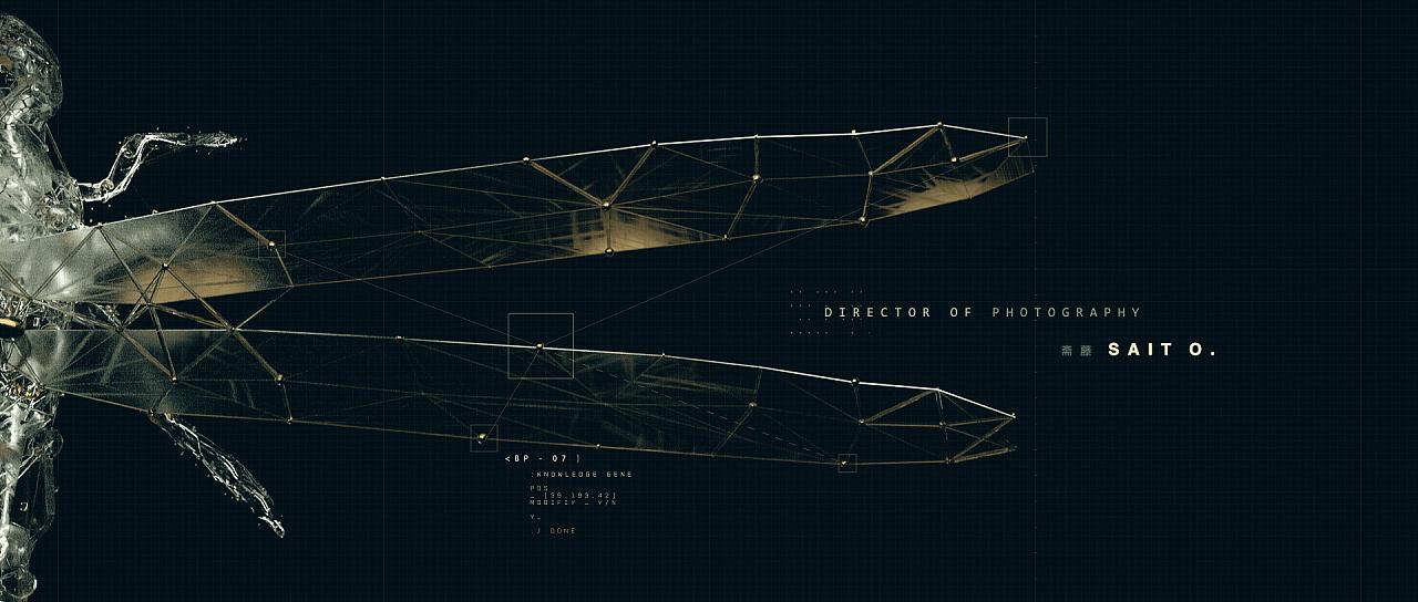 Behance 5个首推16个标签,C4D顶尖高手「曾神」到底有多厉害?
