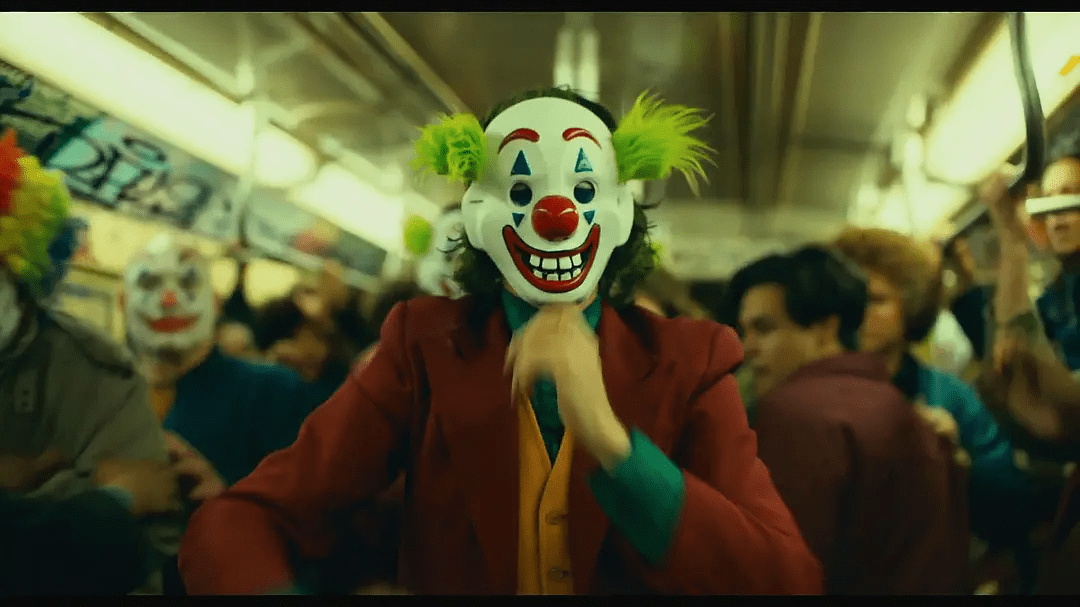 用这9个关键词,带你读懂《小丑》背后的伟大设计(上)