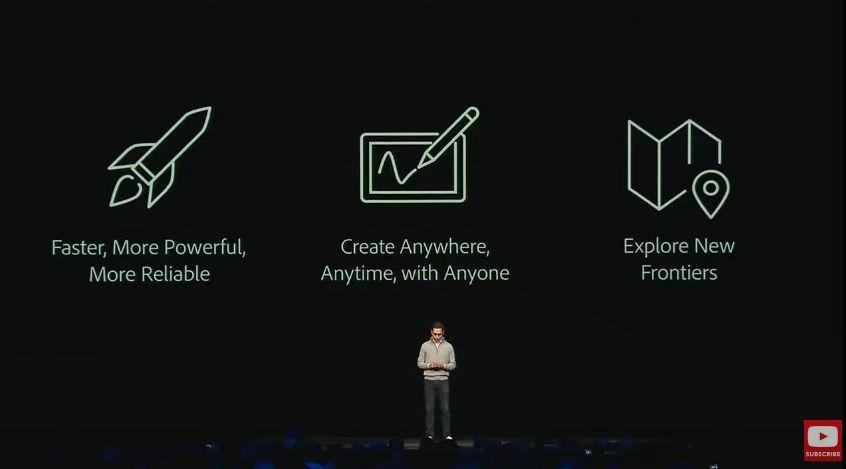 看完Adobe Max 2019,90%的设计师都把电脑砸了…