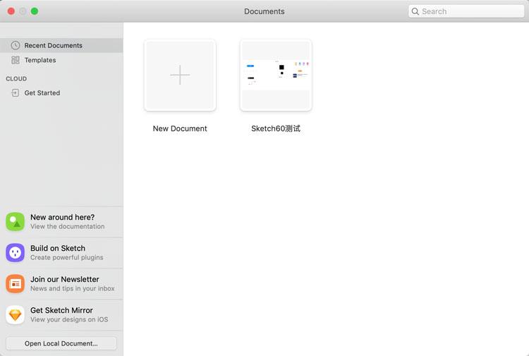 Sketch 60 Beta版本探秘,看看都有什么新功能