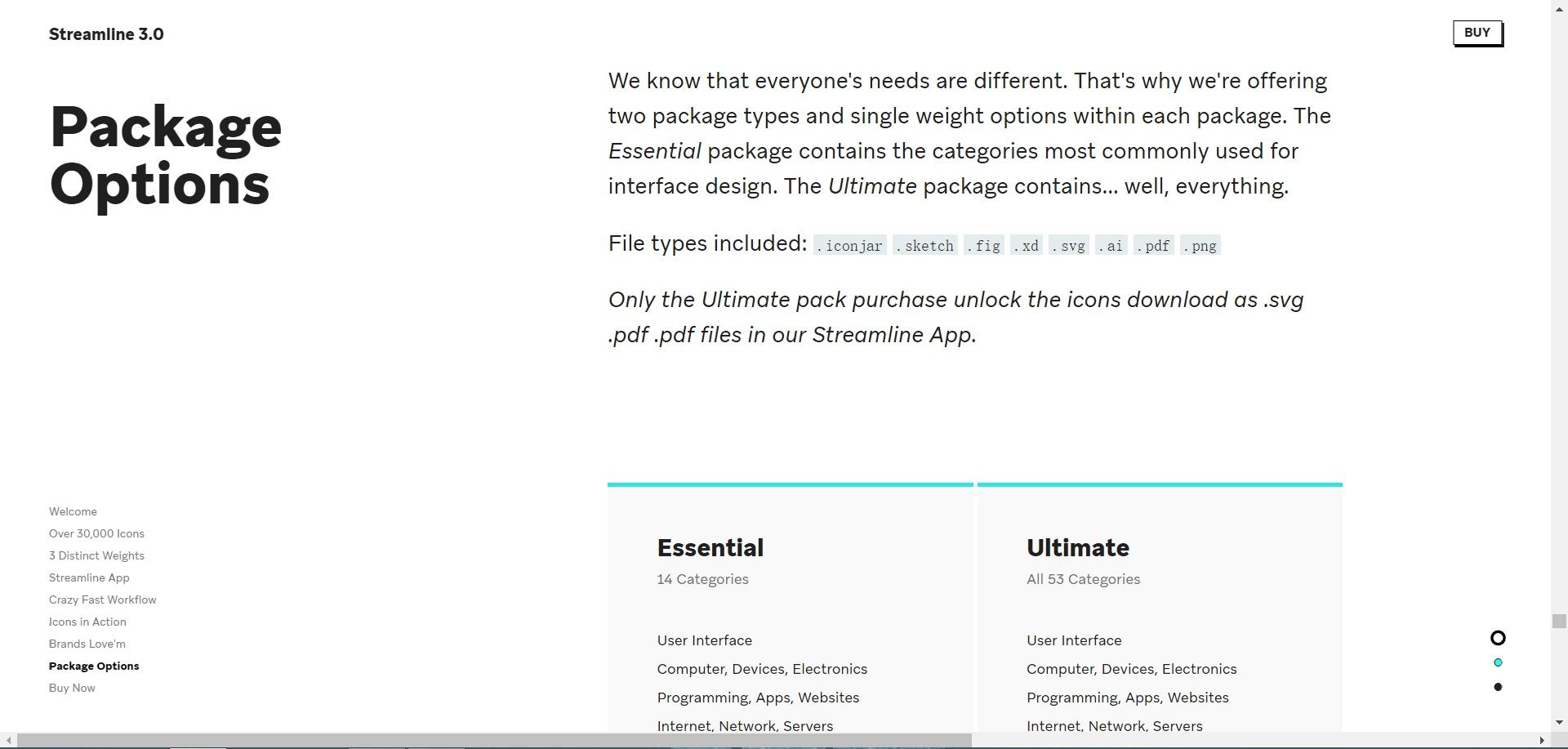 世界最大图标库!30000+图标满足你的所有需求!
