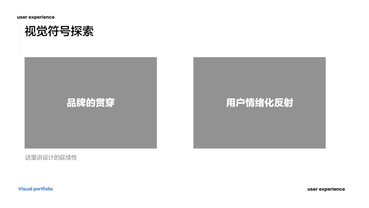 7000 字全面干货:大厂设计师的作品集制作指南