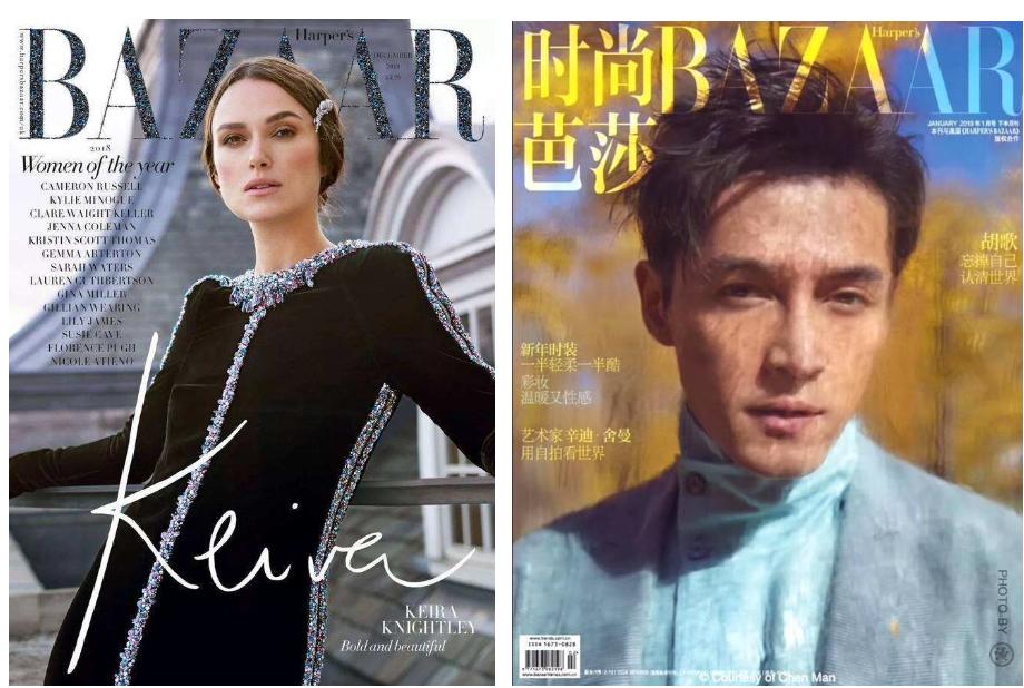 你知道被《GQ》《VOGUE》等顶级时尚杂志所青睐的字体是什么吗?
