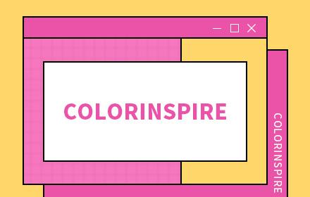 找不到色彩灵感吗?  直接进入该网站