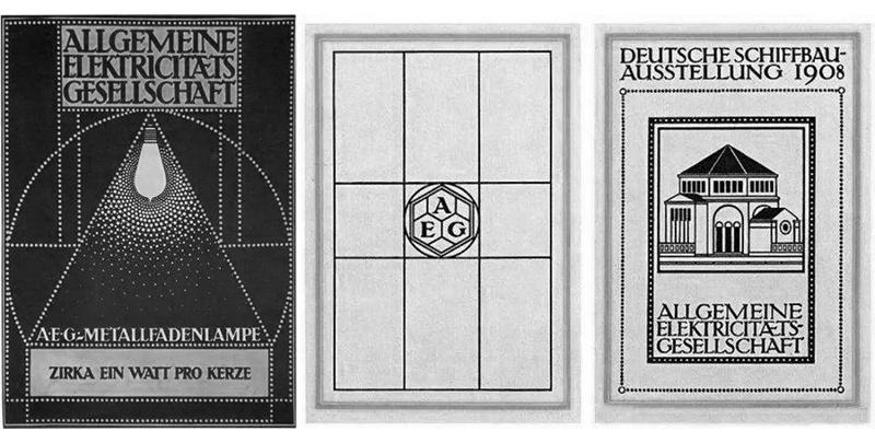 我做了世界第一套VI:顶尖设计师彼得·贝伦斯