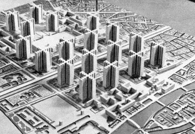 他设计出 300 万人的城市:顶尖设计师勒 · 柯布西耶