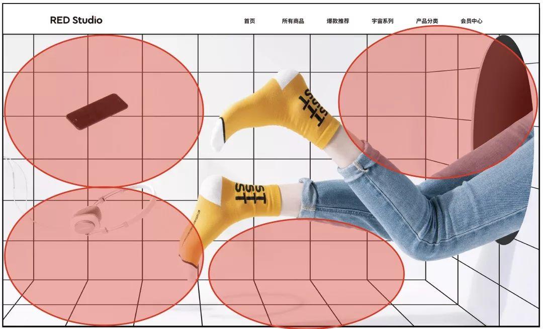 平面排版如何打造节奏感?来看这篇高手的超强分析!