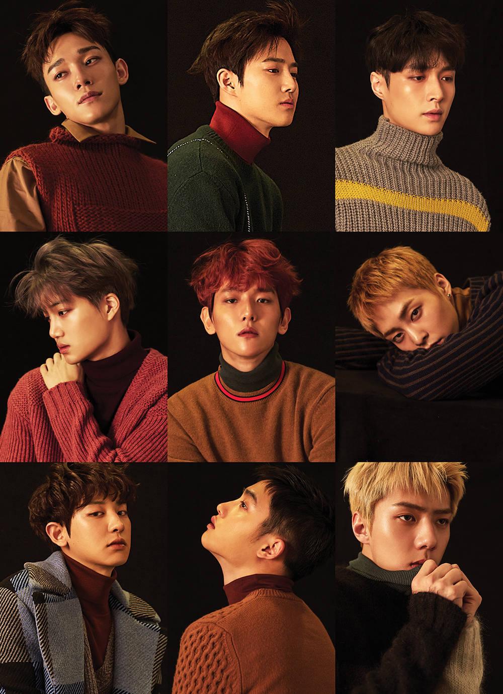 韩国天团 EXO 的最强视觉企划之道 Vol.2 – 专辑包装篇