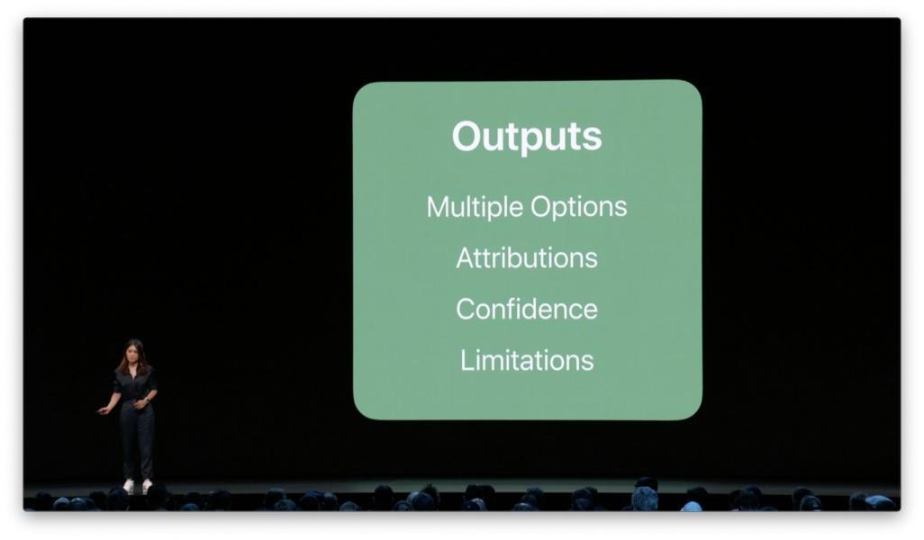 Apple 出品!如何做好机器学习时代的产品体验设计:输出的设计