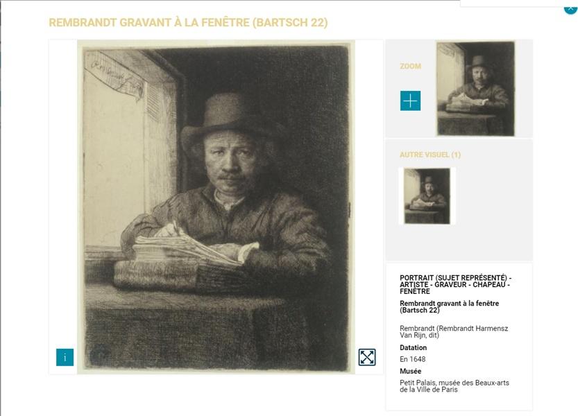 巴黎博物馆放出10万张大师作品,还能免费商用!