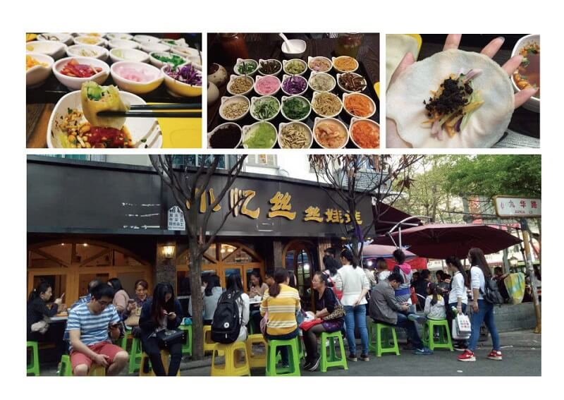 「三国演义」人物化身餐饮主角,助力街头小吃成功转型