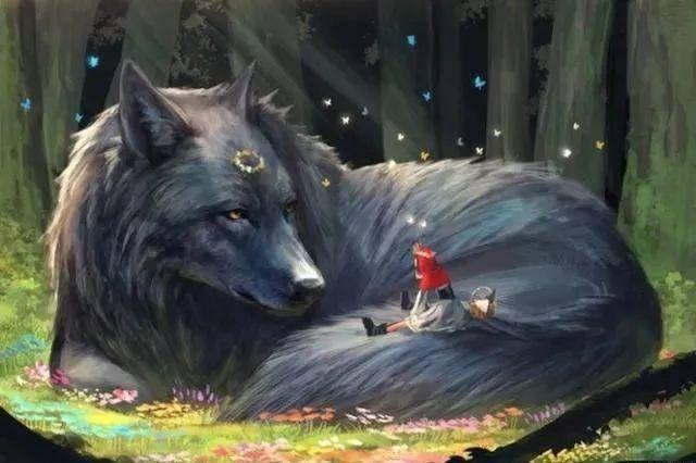 这个日本插画师将动物放大几百倍,治愈了每一个受伤的心灵