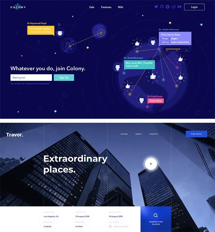 如何设计更有科技感?这份全面总结送给你!