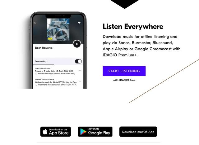 古典乐的 Spotify!收录 200 万首古典音乐免费在线收听!