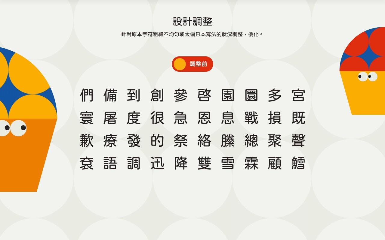 又一款免费可商用的中文字体!Open 粉圆字体火热下载中