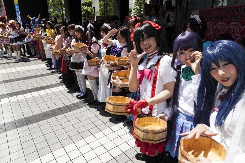 何止钉钉,到了日本,连观音菩萨都得萌化!