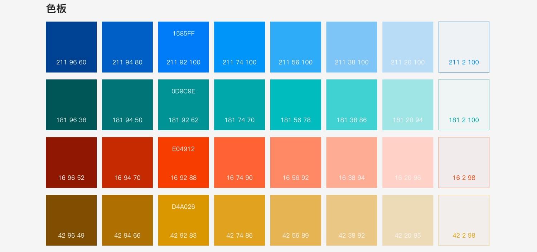 用一个实战项目,帮你掌握科学的 UI 配色方法插图20