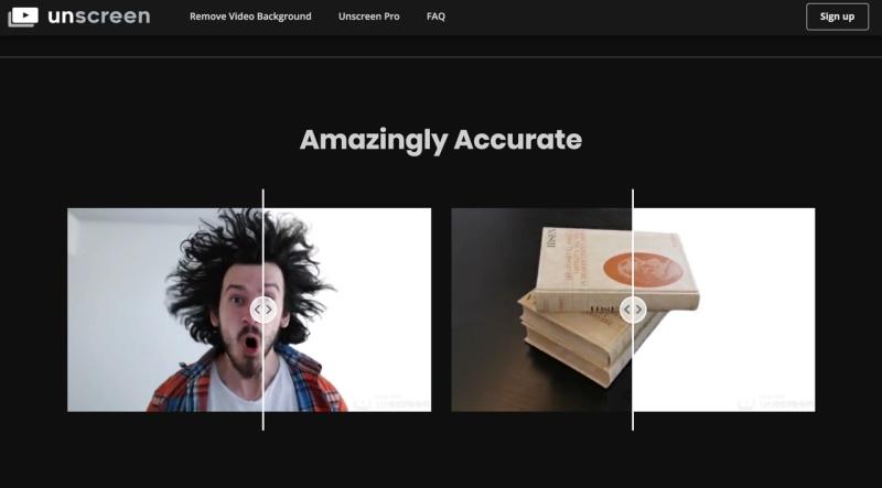 想給視頻摳圖?這個在線免費神器超厲害