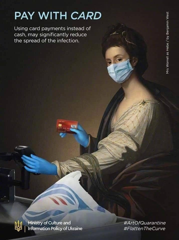 面对疫情,全世界设计师们都在家搞创作