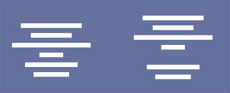 平面设计高手是如何用好对比原则的?